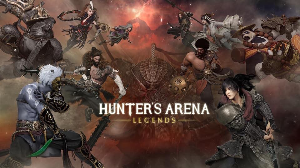 Photo of В Hunter's Arena: Legends началось закрытое бета-тестирование