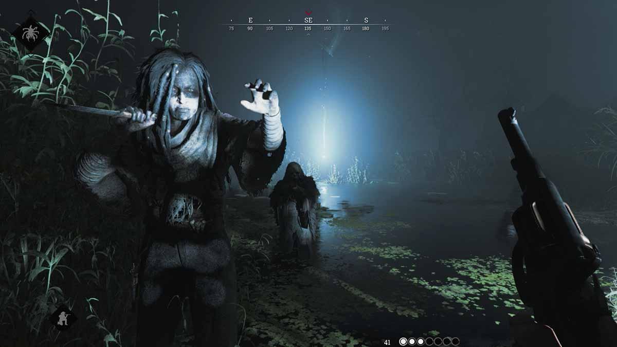 Для Hunt: Showdown стали доступны персонажи, оружие, кровяные бонды и кровавые облигации