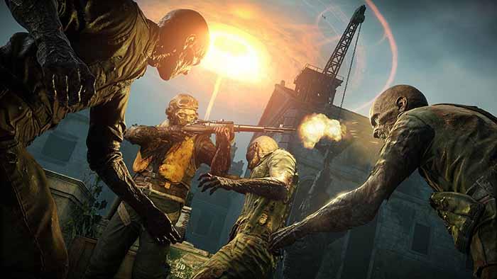 Для Zombie Army 4 Dead War стали доступны новые винтовки, ружья, облики, персонажи, улучшения и сезонный пропуск