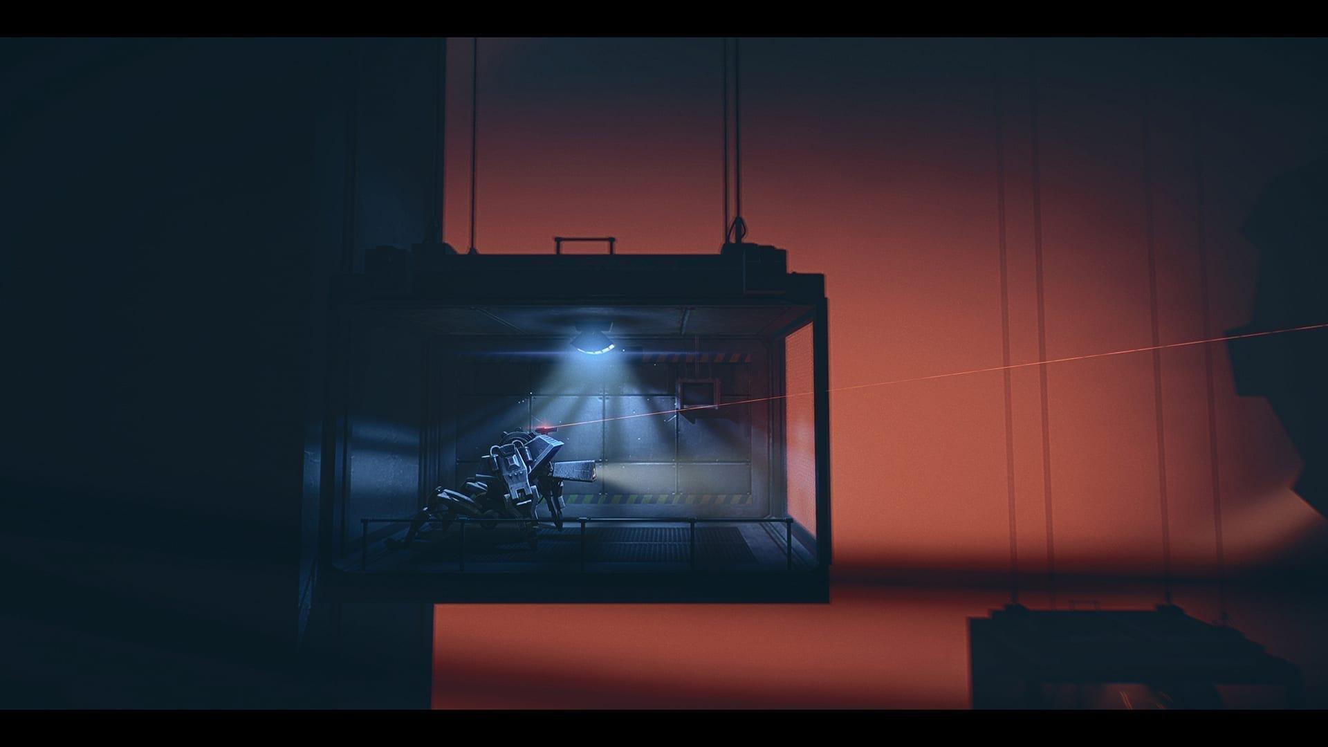 Игра 7th Sector вышла на PS4, Nintendo Switch и Xbox One