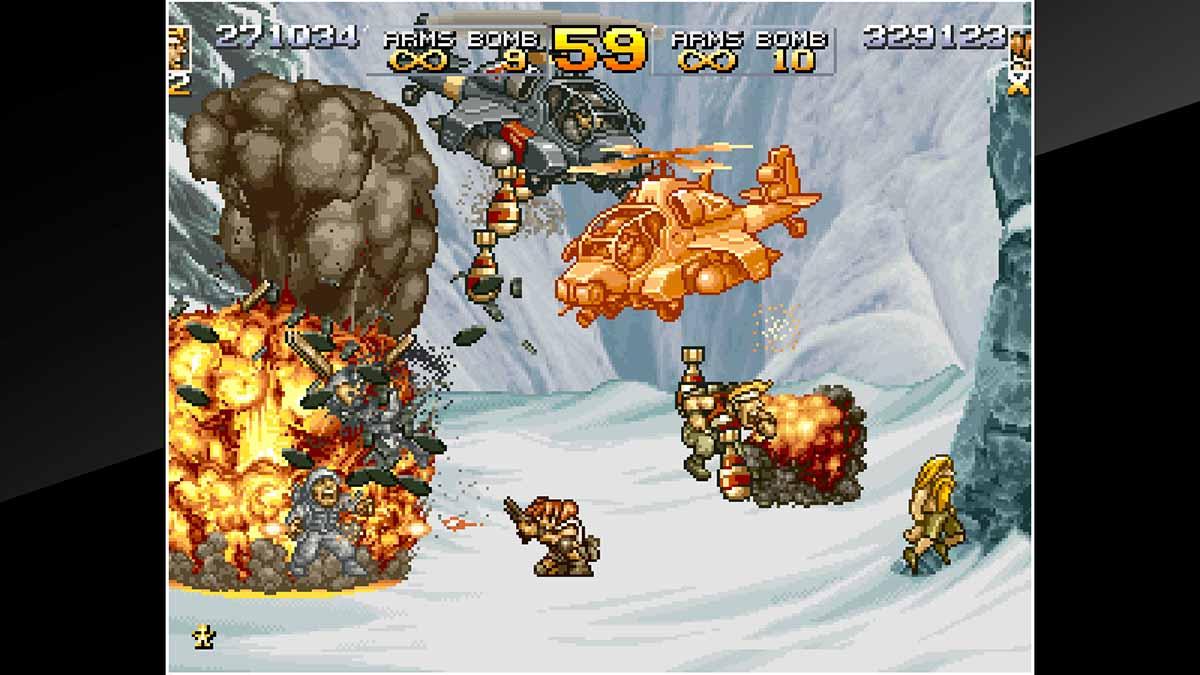 Photo of Игра ACA NEOGEO METAL SLUG 4 вышла на PS4
