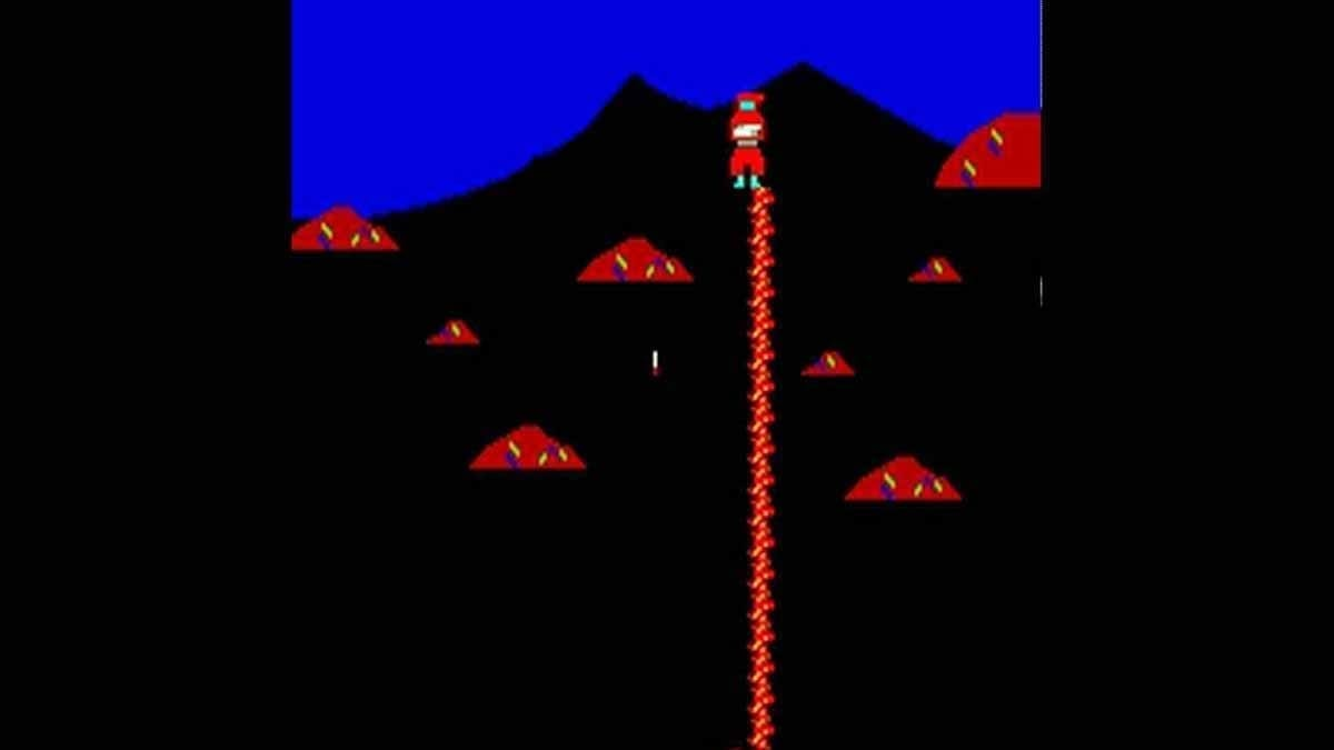Игра Arcade Archives SASUKE VS COMMANDER вышла на PS4