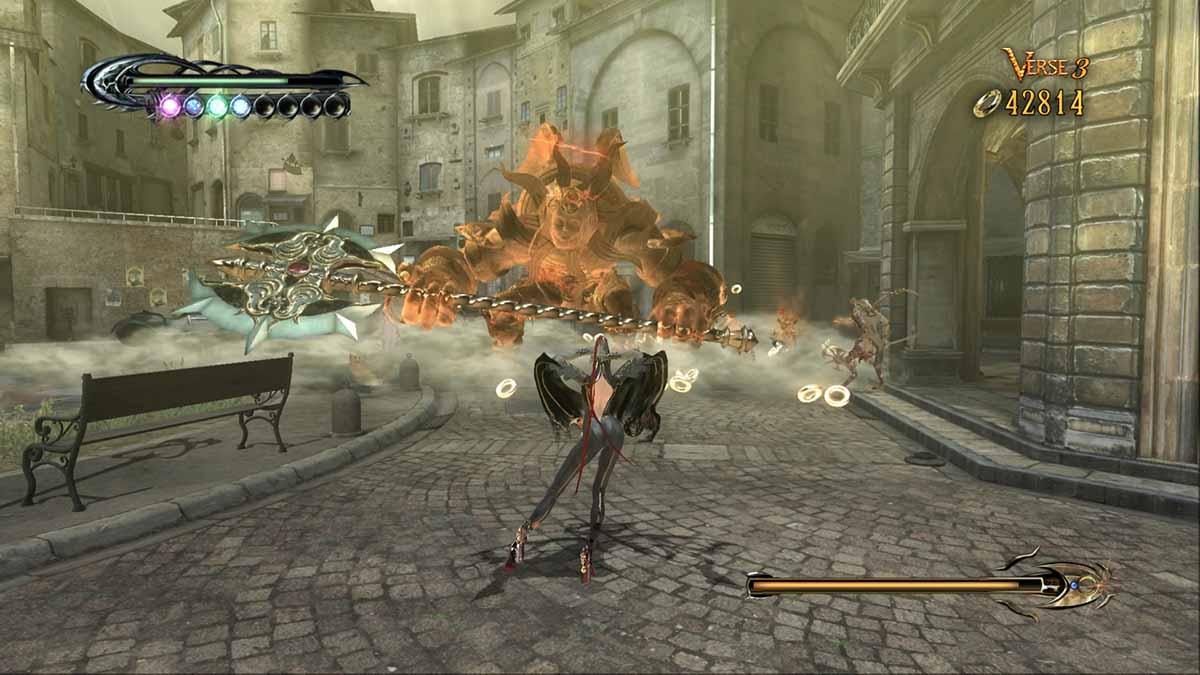 Photo of Игра Bayonetta вышла на Xbox One и PS4