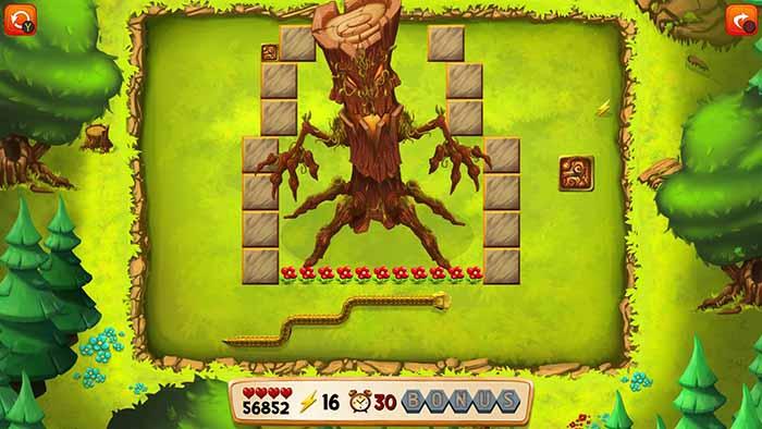 Игра Classic Snake Adventures вышла на Xbox One