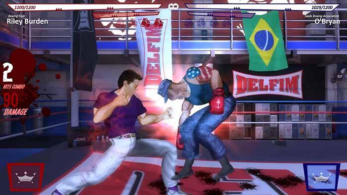Игра Cruz Brothers вышла на Xbox One