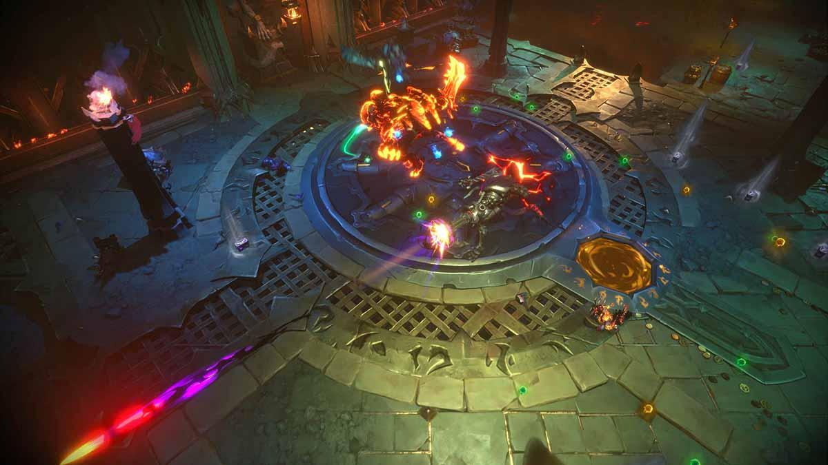 Игра Darksiders Genesis вышла на PS4 и Nintendo Switch