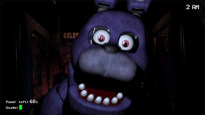 Игра Five Nights at Freddy`s 1, 2, 3 4 вышла на PS4