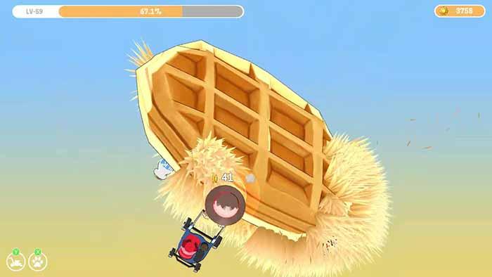Игра Hair Mower 3D вышла на Nintendo Switch