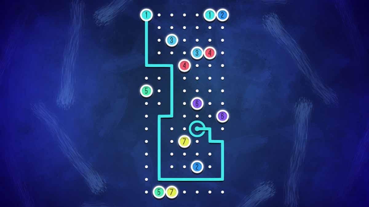 Игра Lines XL вышла на Nintendo Switch