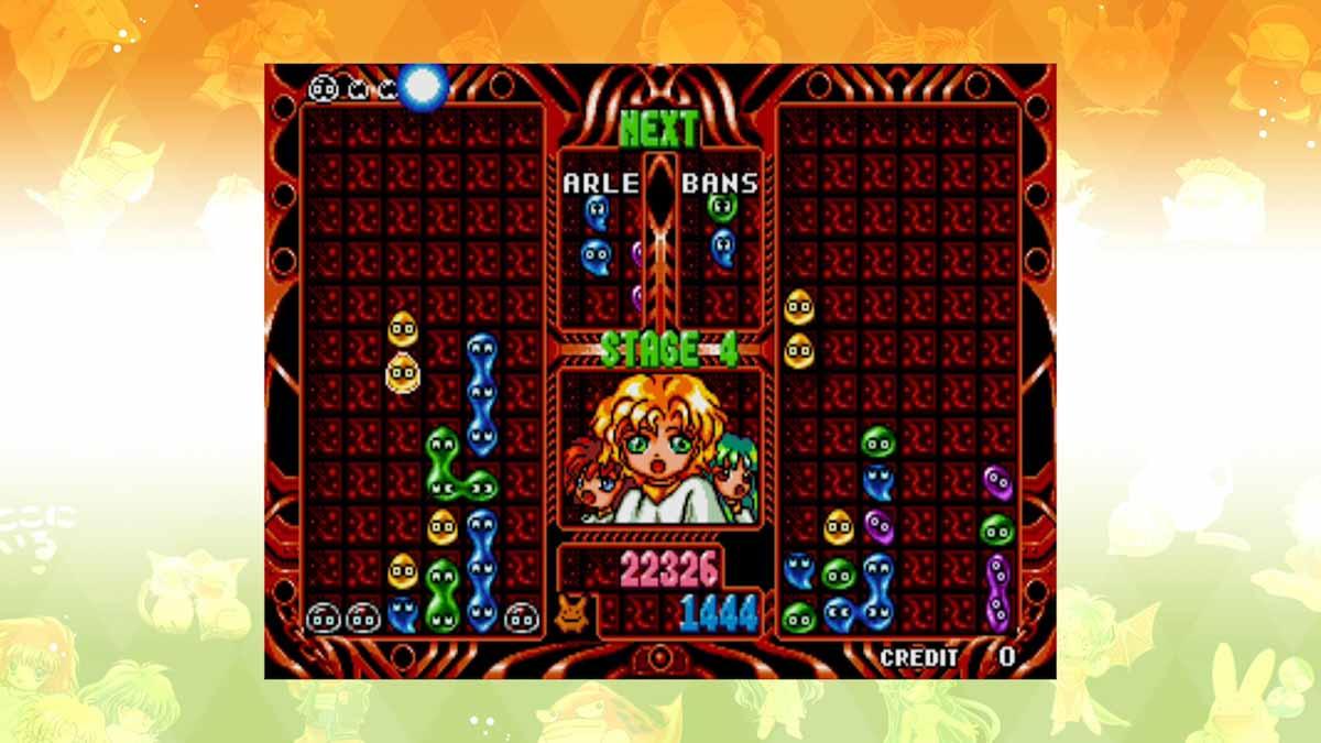 Игра SEGA AGES Puyo Puyo 2 вышла на Nintendo Switch