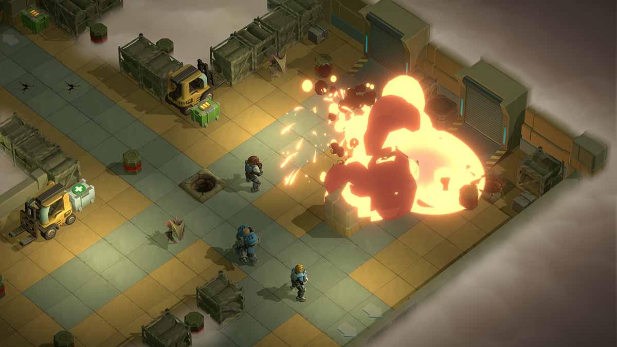 Игра Spaceland вышла на PS4 и Xbox One