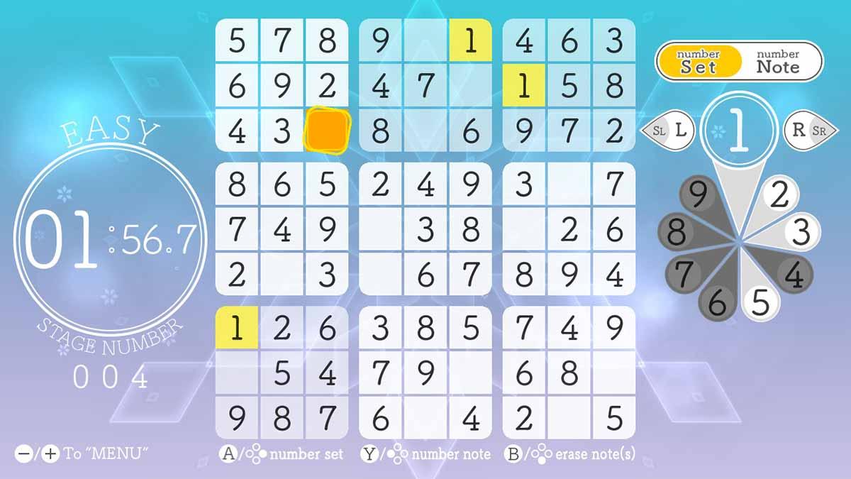 Photo of Игра Sudoku Relax 4 Winter Snow вышла на Nintendo Switch
