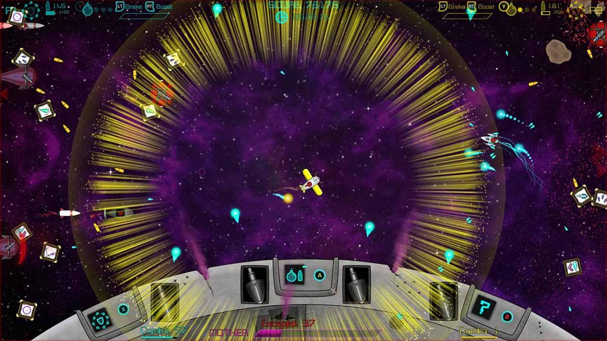 Photo of Игра Super Mega Space Blaster Special Turbo вышла на Xbox One