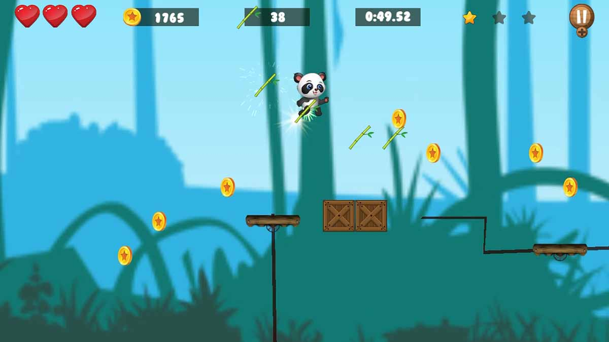 Игра The Incredible Adventures of Super Panda вышла на Nintendo Switch