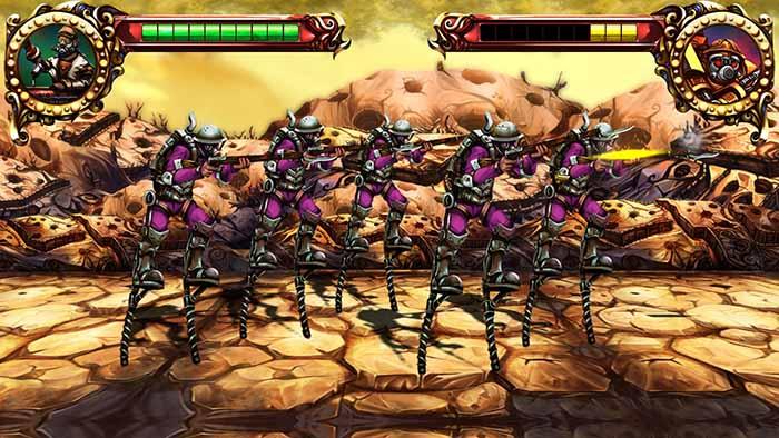 Игра War Theatre вышла на PS4 и PS Vita