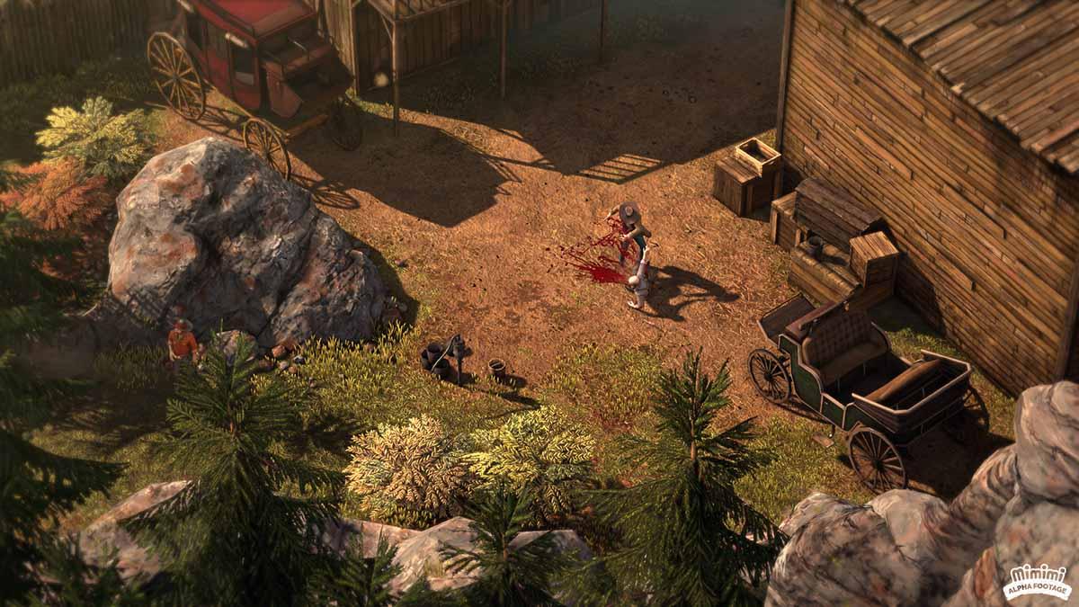 Photo of Легендарный охотник за головами Маккой вернулся на Desperados III