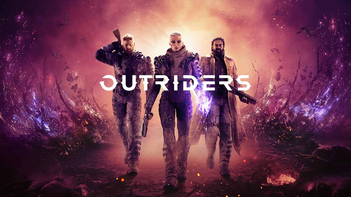Новый трейлер геймплея Outriders