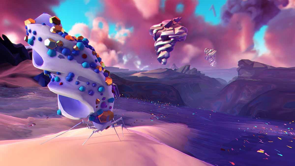 Новый трейлер раскрывает полную свободу игрока в режиме Sandbox для VR-игры Paper Beast