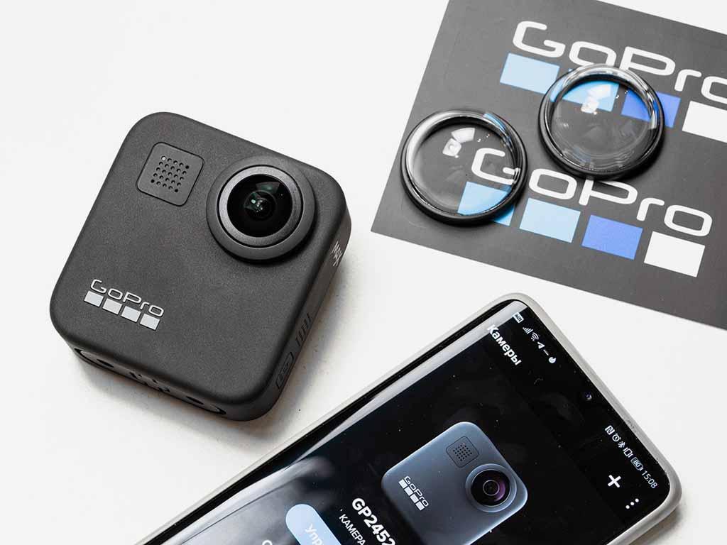 Почему стоит выбрать камеру GoPro MAX