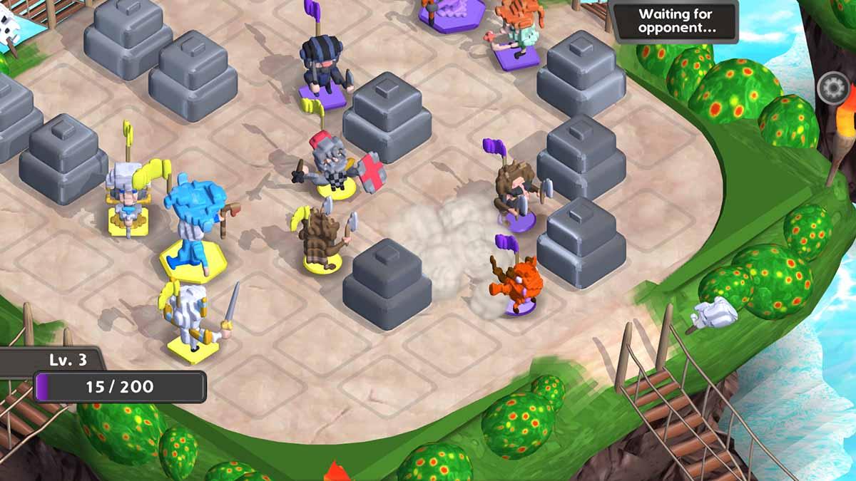 Пошаговая стратегическая игра Battlecraft теперь доступна в Steam, iOS и Google Play