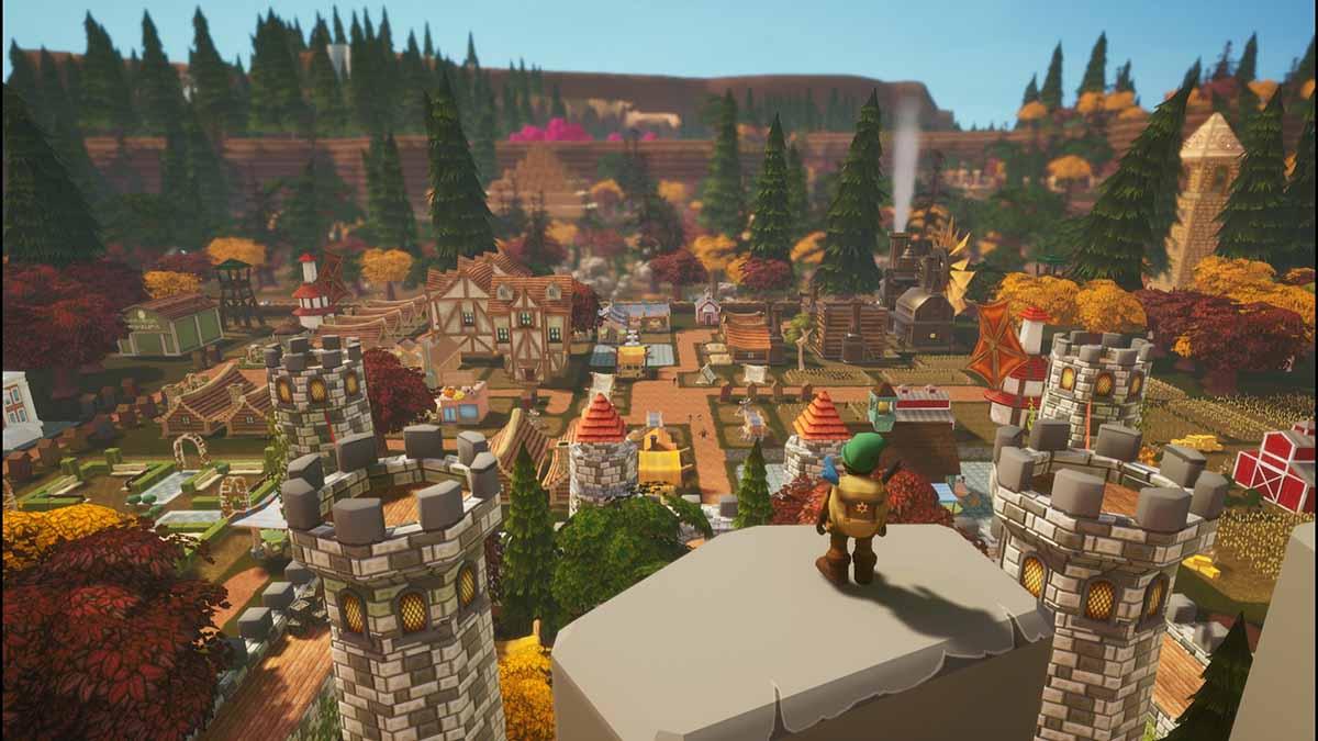 Приключенческая игра Dwarrows станет доступна сегодня для Windows, Mac, и Linux