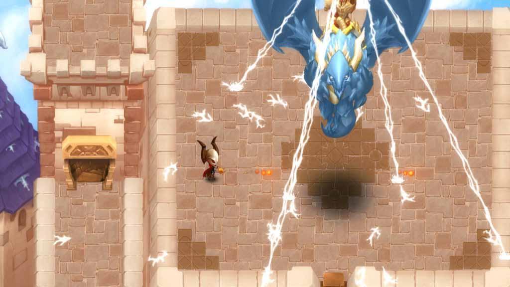 Приключенческая игра Rack n' Ruin выйдет на Nintendo Switch 13 марта
