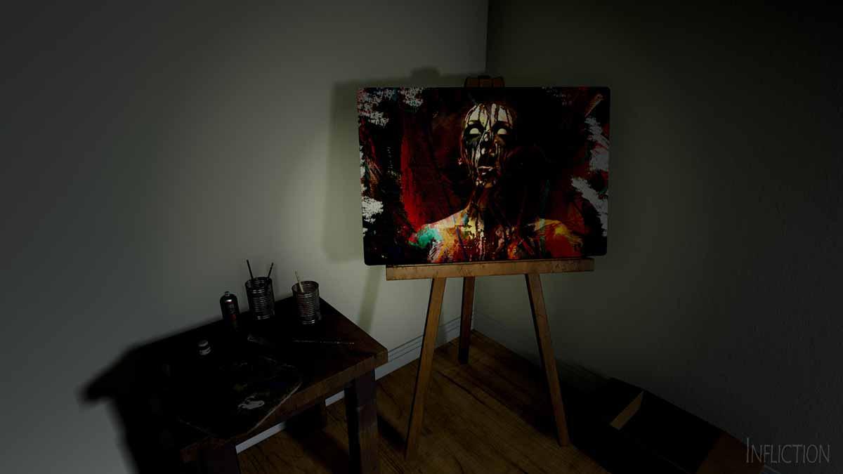 Психологическая игра ужасов Infliction: Extended Cut развязывает террор на консолях