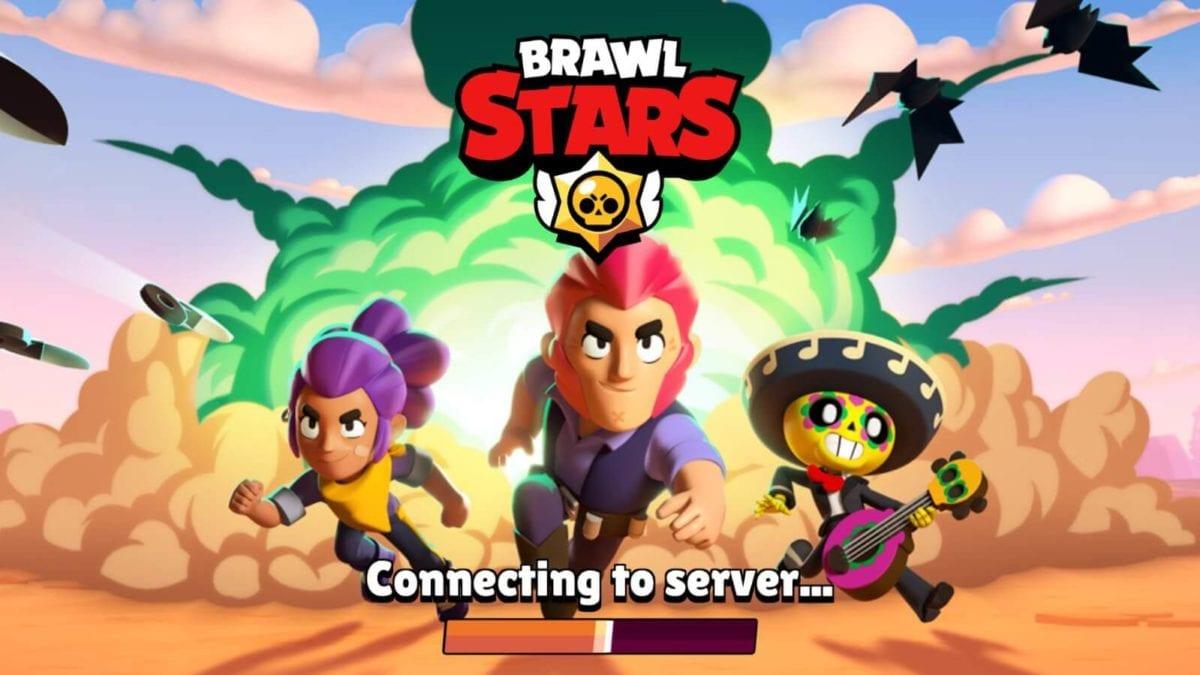 Сервера Brawl Stars