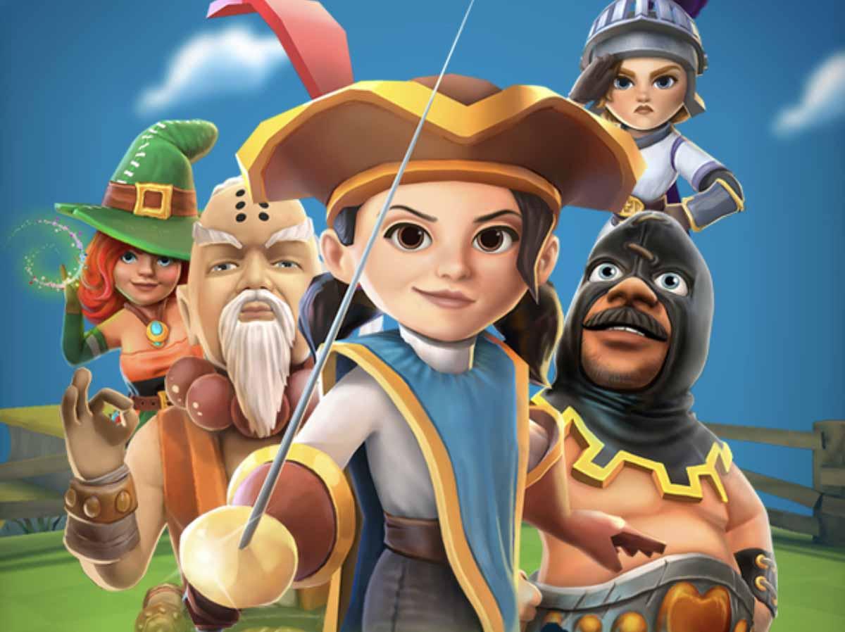 Состоялся глобальный запуск Knockdown Heroes в App Store и Google Play