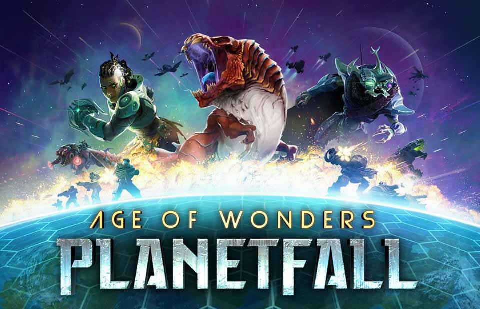 Стало доступно обновление Tyrannosaurus для Age of Wonders Planetfall