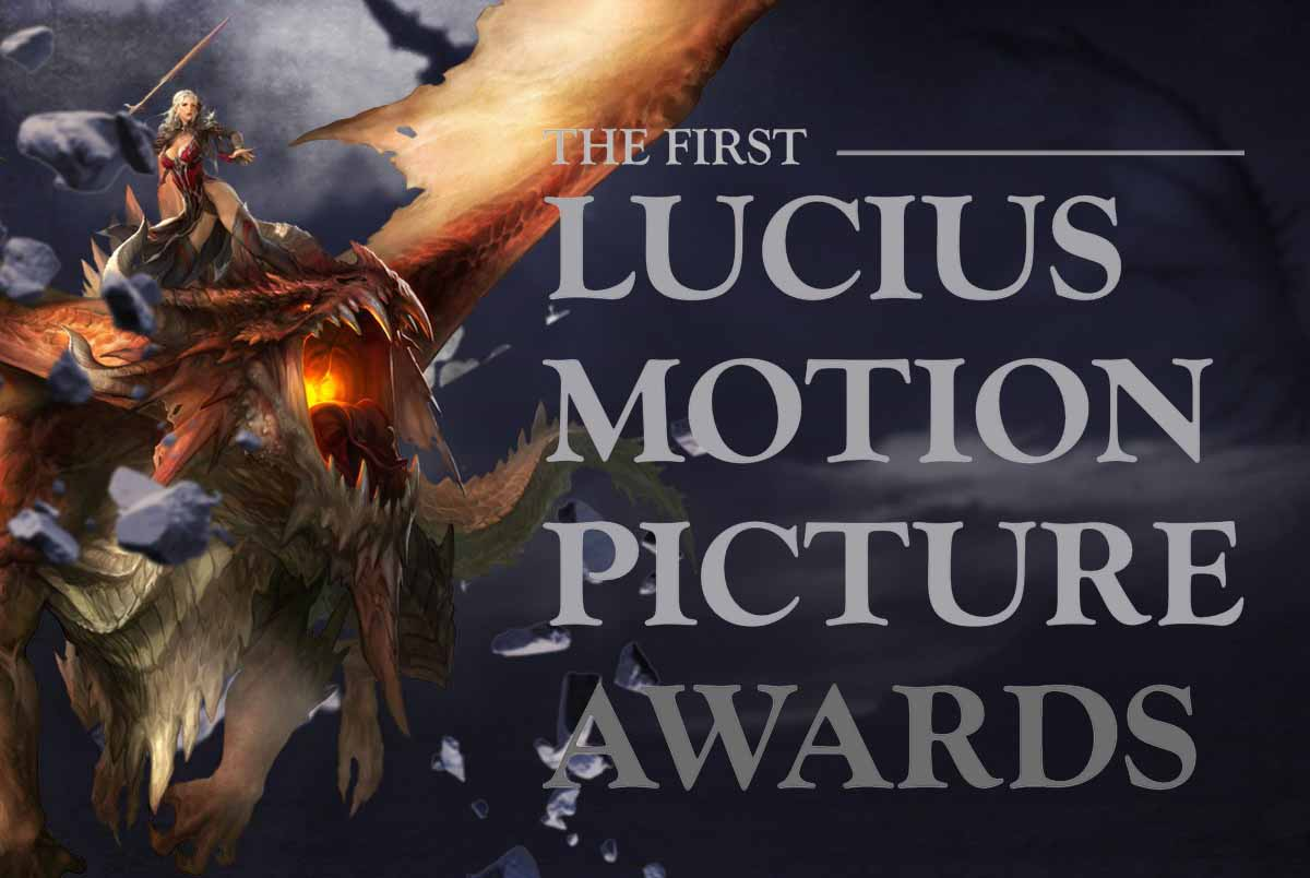 Станьте частью первой в истории премии Lucius Motion Picture Awards