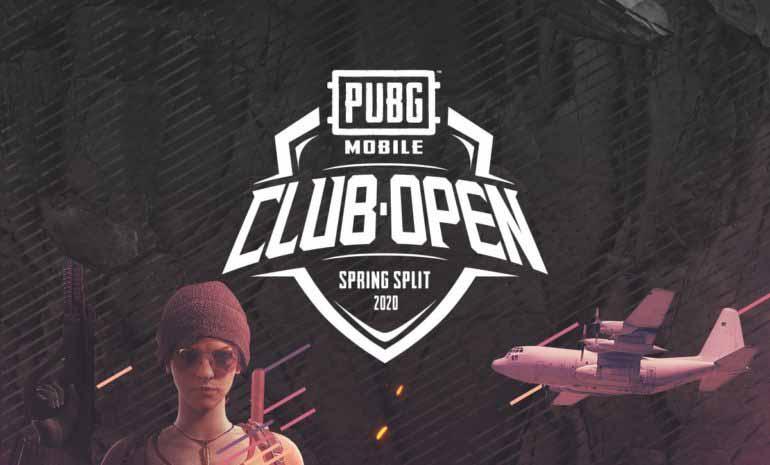 Стартует Spring Split PUBG MOBILE Club Open 2020 (PMCO 2020)