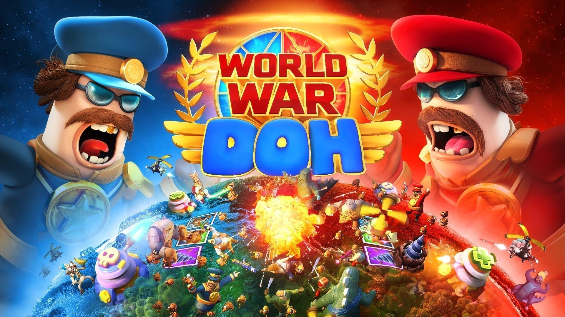 Photo of Управляй своим хаосом! Мобильная игра World War Doh выйдет в 20 февраля