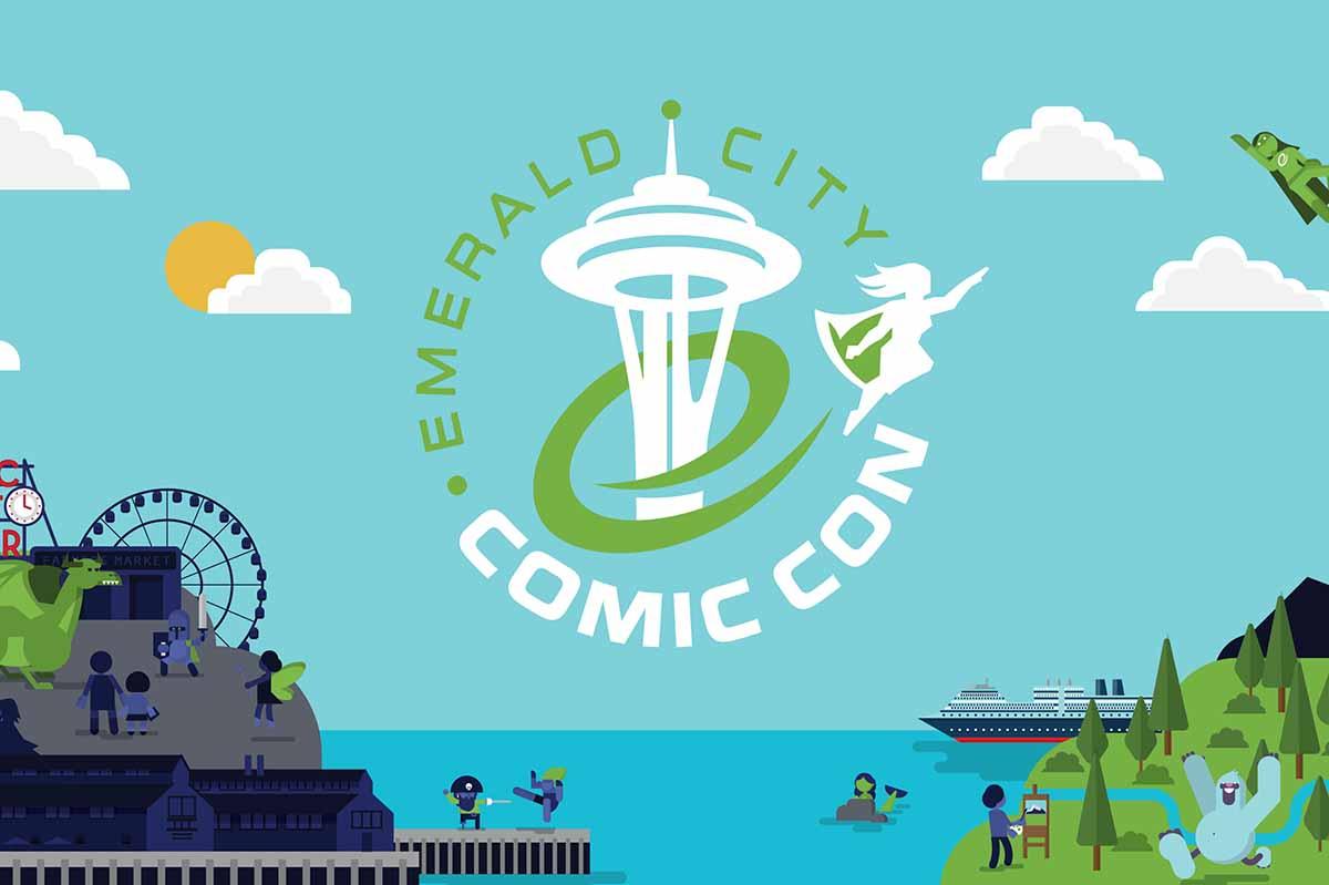 Photo of Шоу комиксов и поп-культуры Emerald City Comic Con 2020