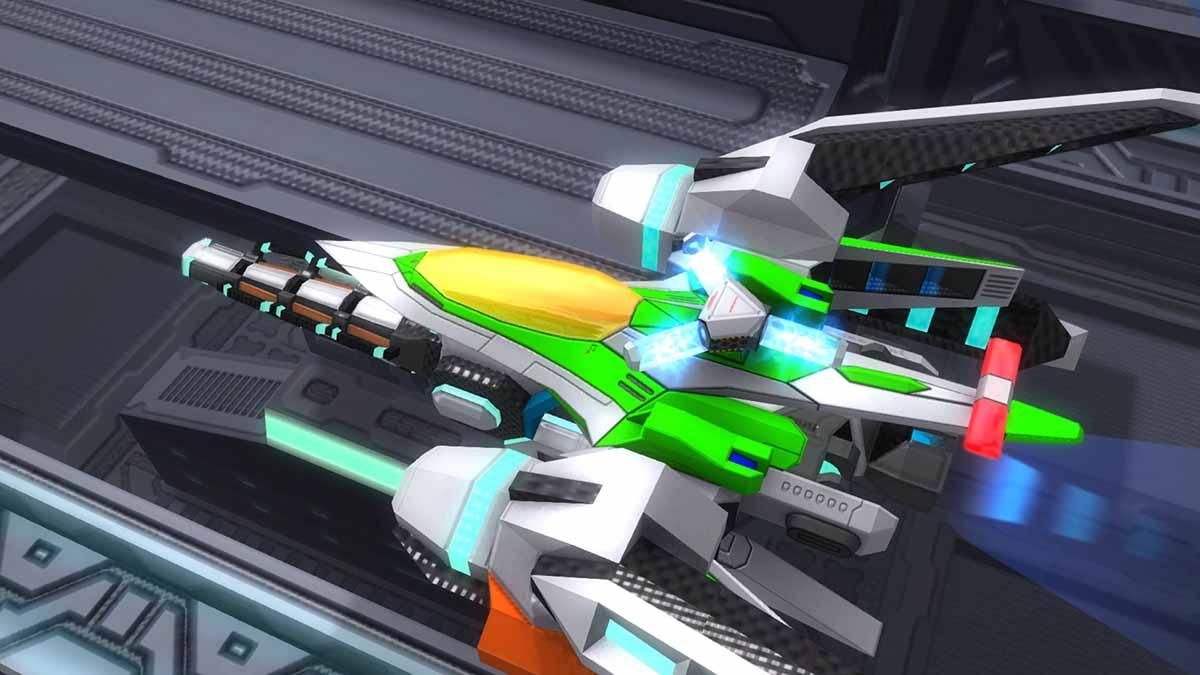 Шутеры Ginga Force и Natsuki Chronicles выйдут на PS4 и ПК в конце 2020 года