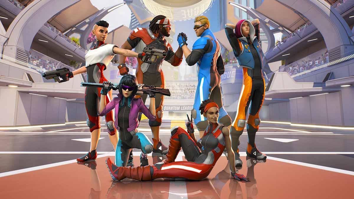 Шутер Quantum League выходит в открытую бета-версию 21 февраля