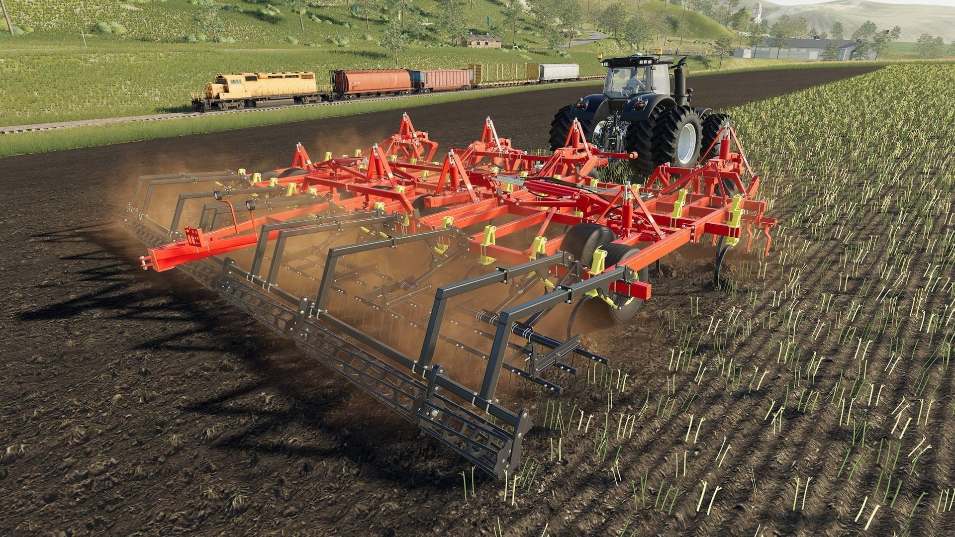 10 марта Farming Simulator 19 расширяет свой и без того огромный состав