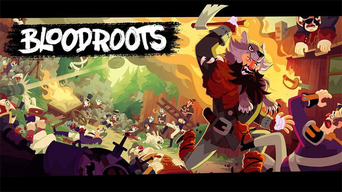 Bloodroots выйдет 28 февраля на PS4, Nintendo Switch и ПК