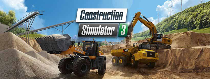 Construction Simulator 3 выйдет на PS4, Xbox One и Nintendo Switch
