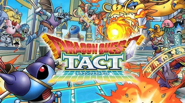 Photo of Dragon Quest Tact выйдет на iOS и Android