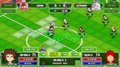 Ganbare! Super Strikers выйдет на PS4, Xbox One, Switch и PS Vita в феврале