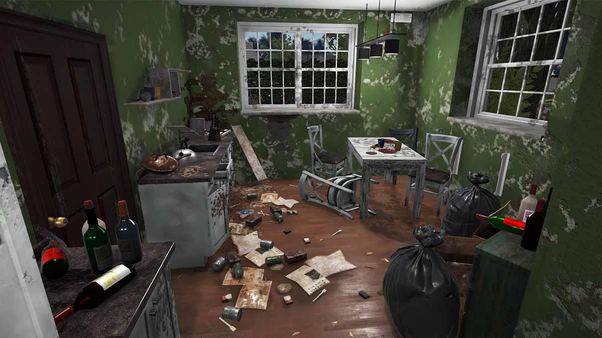House Flipper выйдет на PS4 25 февраля, и на Xbox One 26 февраля