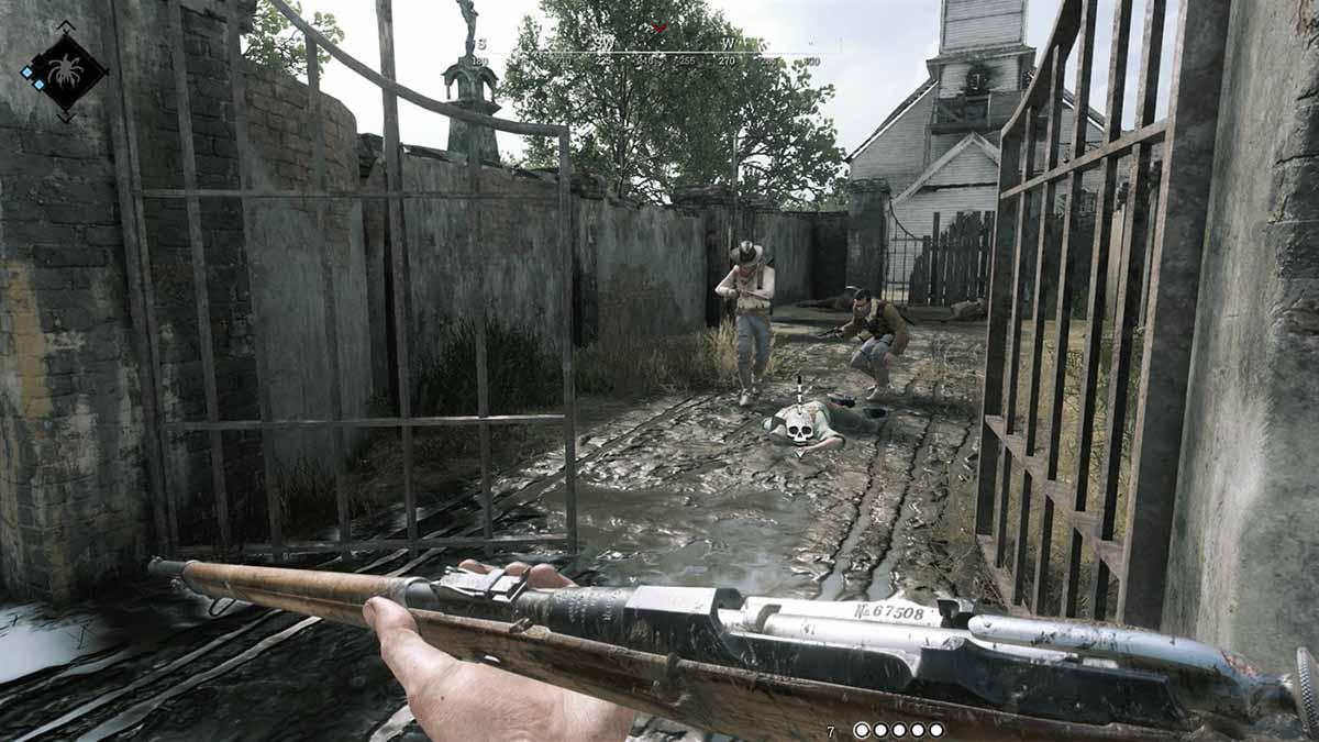 Hunt: Showdown теперь доступна на PS4 и Microsoft Xbox