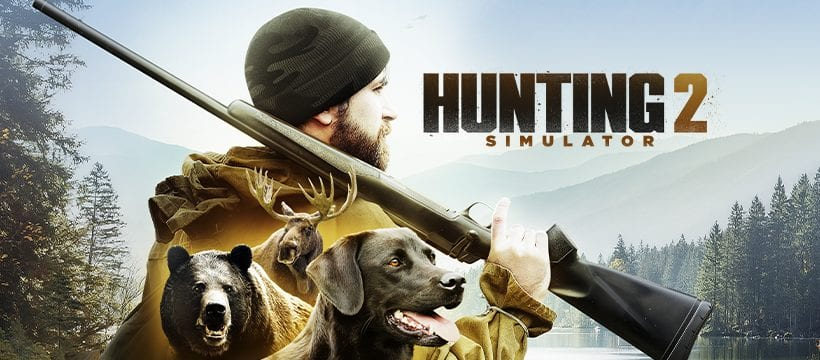 Hunting Simulator 2 выйдет 25 июня на ПК, и 30 июня на PS4 и Xbox One