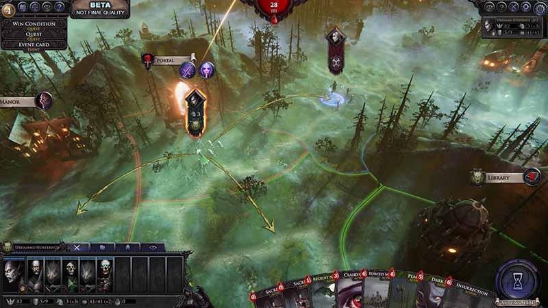 Immortal Realms: Vampire Wars доступна в Xbox Game Preview