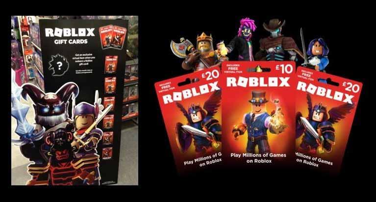 InComm запускает подарочные карты Roblox