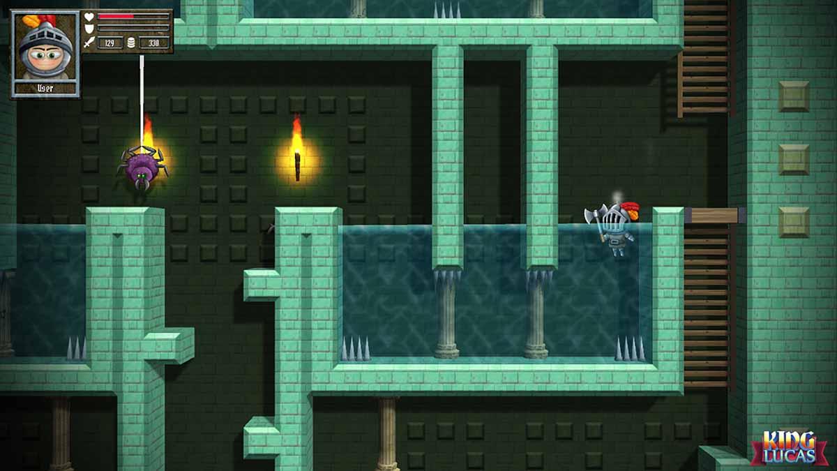 King Lucas выйдет на Nintendo Switch 21 февраля