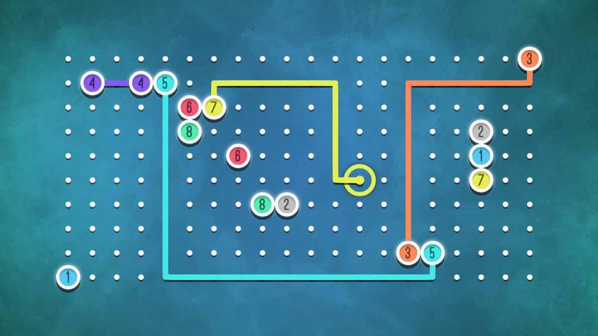 Lines XL - это красивые загадочные головоломки