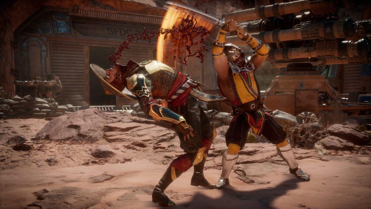 Mortal Kombat 11 празднует День Святого Валентина с внутриигровым мероприятием