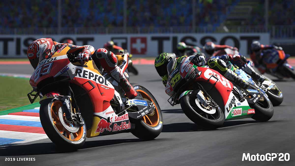 Photo of MotoGP 20 выйдет на PS4, Xbox One, ПК, Google Stadia и Nintendo Switch 23 апреля
